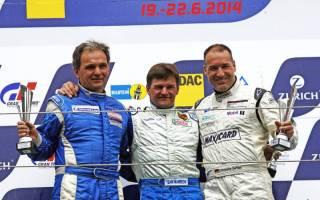 Ulrich Becker und Christopher Gerhard schafften es aufs Podium