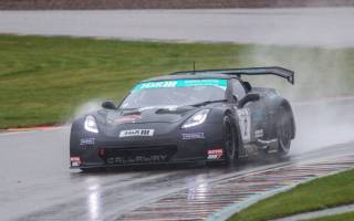 Jürgen Bender (Corvette C7 GT3-R) fährt zweimal auf Podestrang drei