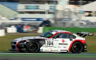 Eric van den Munckhof im BMW Z4 gewann die Division 2