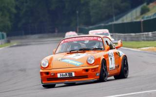 Georg Vetter war bester Porsche-Pilot