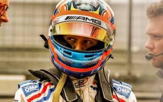 STT Champion Oscar Tunjo startet im ADAC GT Masters