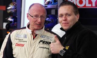 Rolf Krepschik und René Freisberg