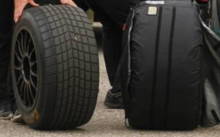 Auch 2018 wird es keine Reifenbindung geben