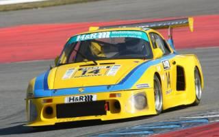 Porsche 935 dp - eines der ältesten Fahrzeuge der STT