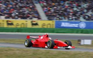 BOSS GP - immer ein Hingucker für Motorsportfans