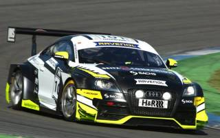 René Freisberg (Audi TT) mit Doppelsieg in der 4T