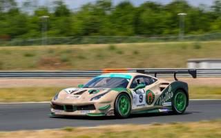 Gleich zwei Ferrari werden in der STT eingesetzt
