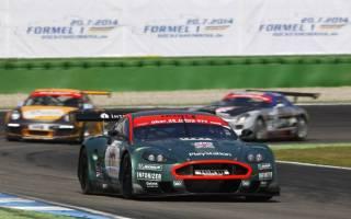 Der Aston Martin DBR9 von Yannik Trautwein wurde als schönster GT- und Tourenwagen prämiert