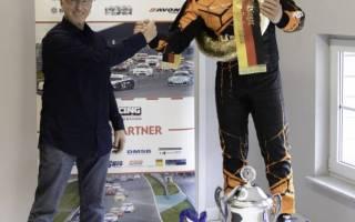 Uwe Alzen freute sich über den Meistertitel