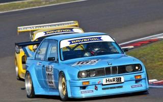 Großartiges Comeback des BMW M3 E30