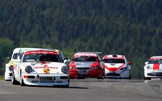 Alexandra Irmgartz gewann die Porscheklasse