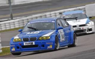 Sven Markert fuhr in Rennen zwei zum Divisionssieg